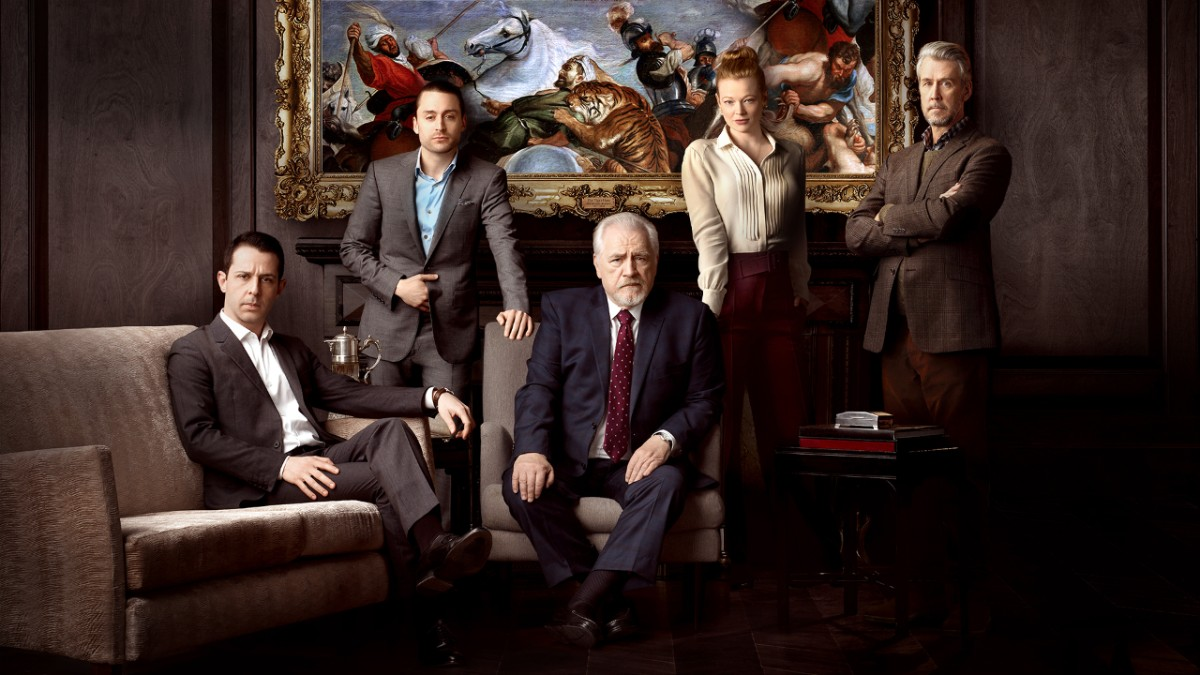 Succession Review 2018 TV-Show