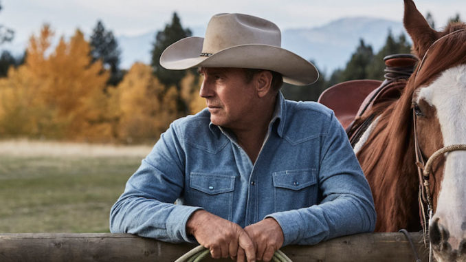 Yellowstone Review 2018 TV-Show