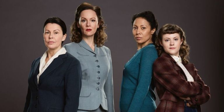 The Bletchley Circle San Francisco Review 2018 TV-Show