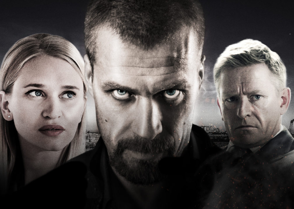 Conspiracy of Silence Review 2018 TV-Show Series Season Cast Crew
