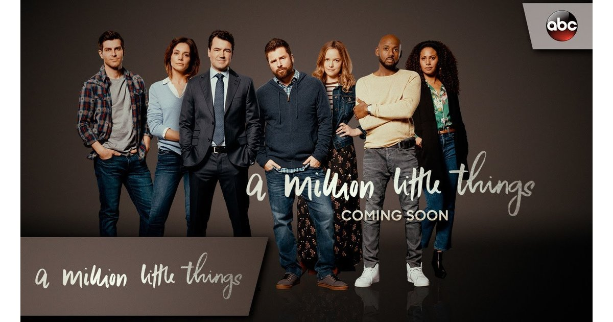 A Million Little Things Review 2018 TV-Show Series Season Online