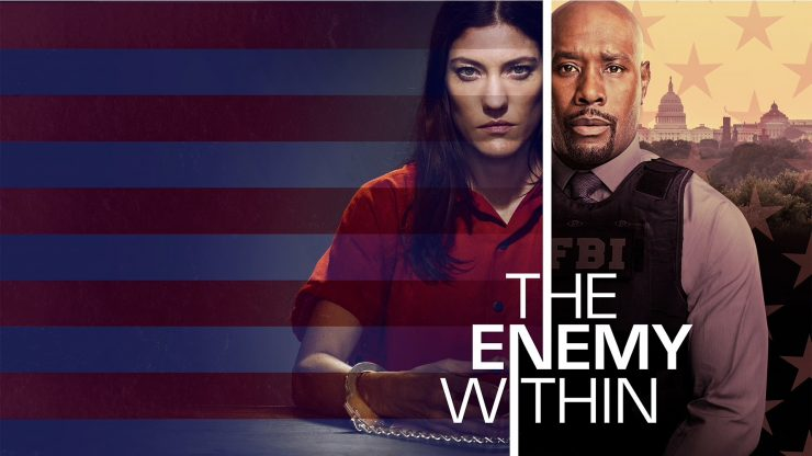 The Enemy Within Review 2018 TV-Show Series Season Cast Crew Online