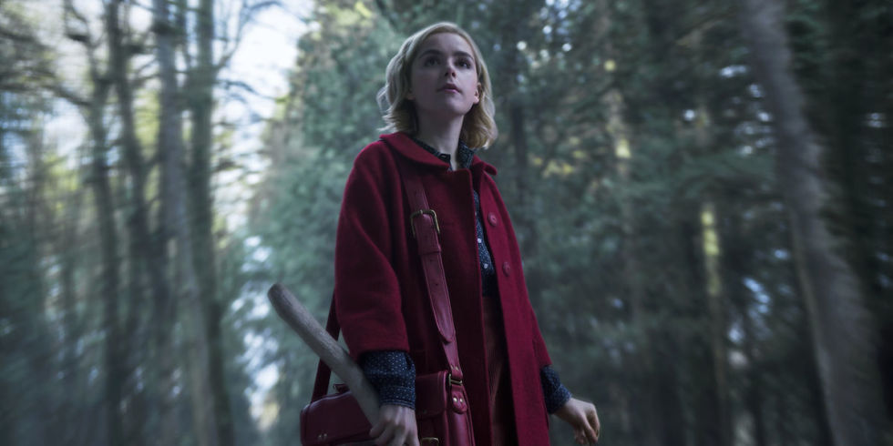 Chilling Adventures of Sabrina Review 2018 TV-Show Series Season
