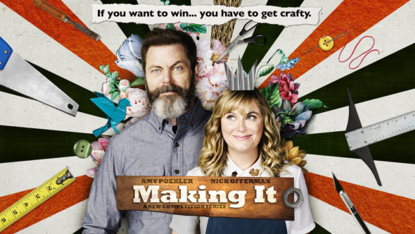 Making It Review 2018 TV-Show Series Season Cast Crew Online