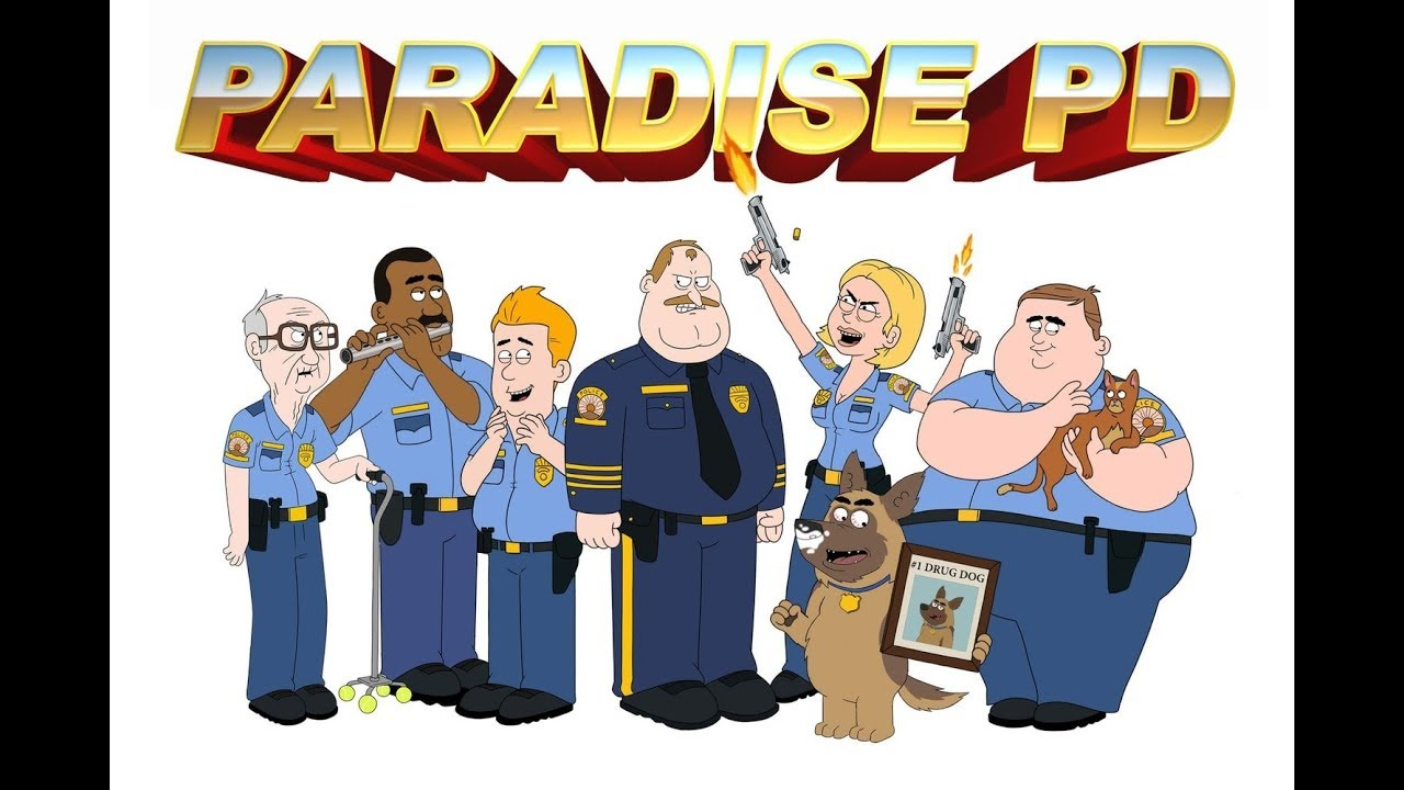 Paradise PD Review 2018 TV-Show Series Season Cast Crew Online