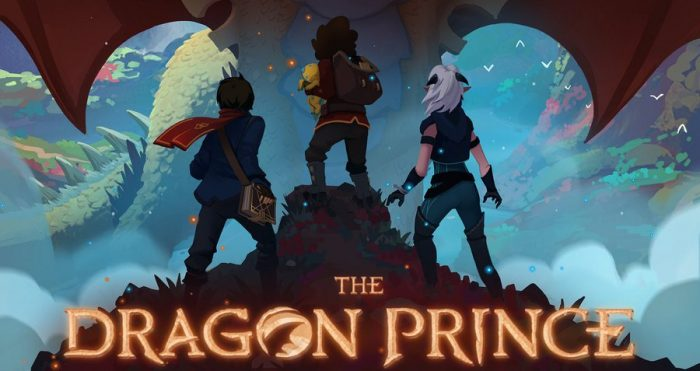The Dragon Prince Review 2018 TV-Show Series Season Cast Crew Online