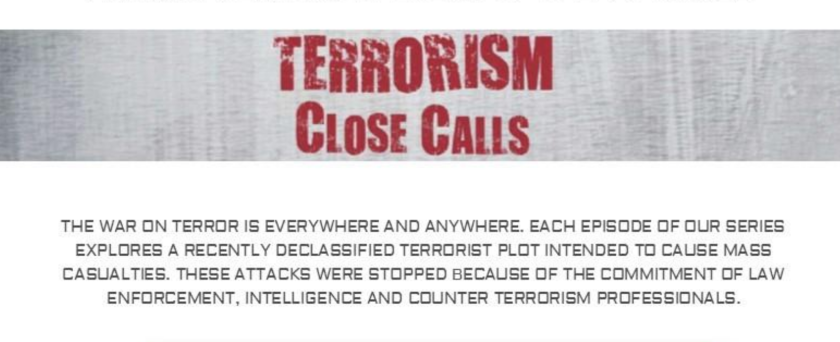 Terrorism Close Calls Review 2018 TV-Show Series Cast Crew Online