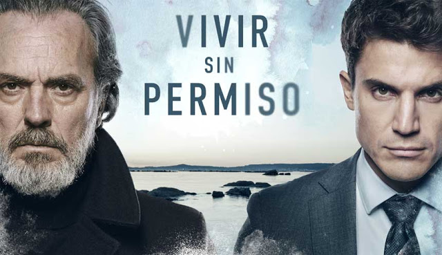 Vivir sin permiso Review 2018 TV-Show Series Season Cast Crew Online