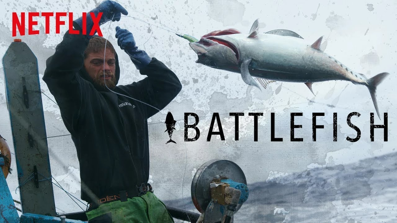 Battlefish Review 2018 TV-Show Series Season Cast Crew Online