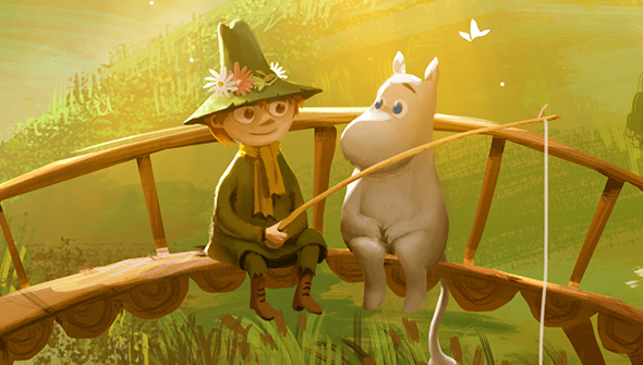Moominvalley Review 2019 TV-Show Series Season Cast Crew Online