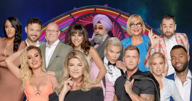 Celebrity Big Brother Review 2018 TV-Show Series Season Cast Crew