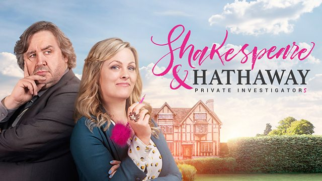 Shakespeare & Hathaway Private Investigators Review 2018 TV-Show Series