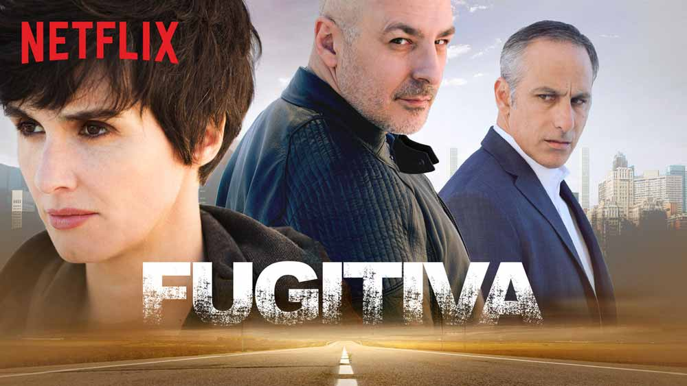 Fugitiva Review 2018 TV-Show Series Cast Crew Online