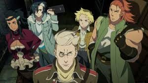 Sirius the Jaeger Review 2018 TV-Show Series Cast Crew Online