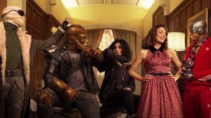 Doom Patrol Review 2019 TV-Show Series Cast Crew Online
