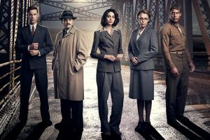 Traitors Review 2019 TV-Show Series Cast Crew Online