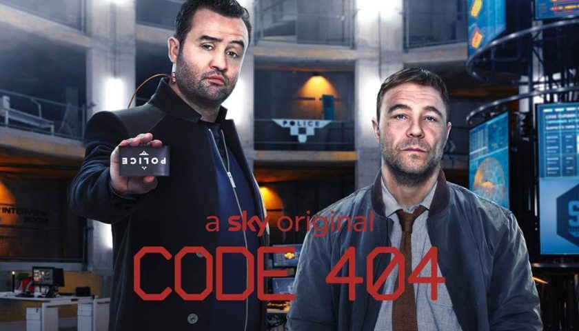 code 404 2020 tv show review