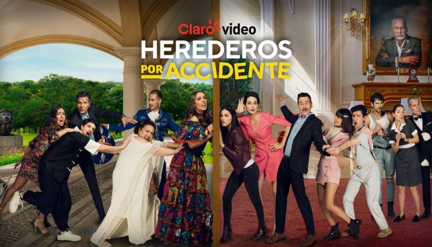 Herederos por accidente Review 2020 Tv Show