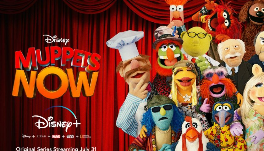 Muppets Now Review 2020 Tv Show