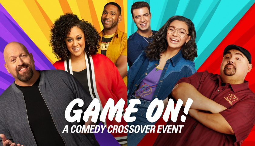 Game On! A Comedy Crossover Event 2020