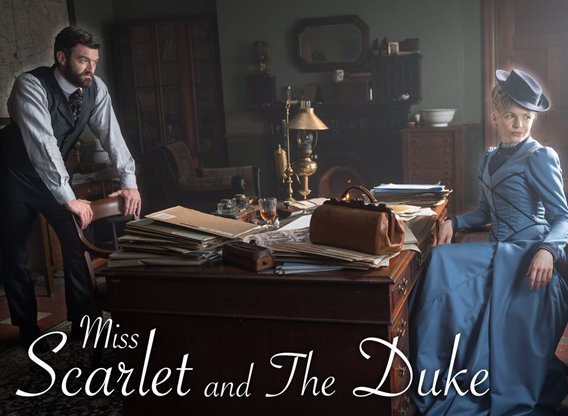 Miss Scarlet and the Duke Review 2020 Tv