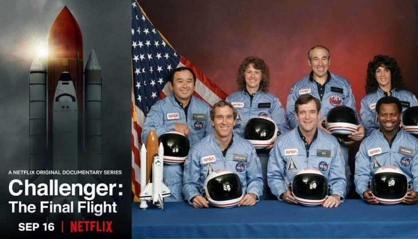 Challenger: The Final Flight 2020 movie