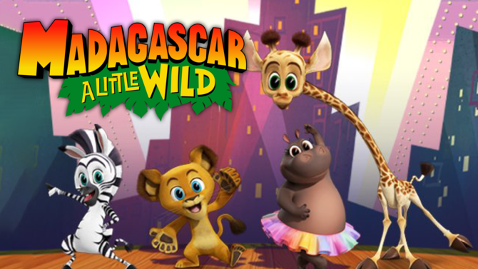 Madagascar: A Little Wild Review 2020 Tv Show