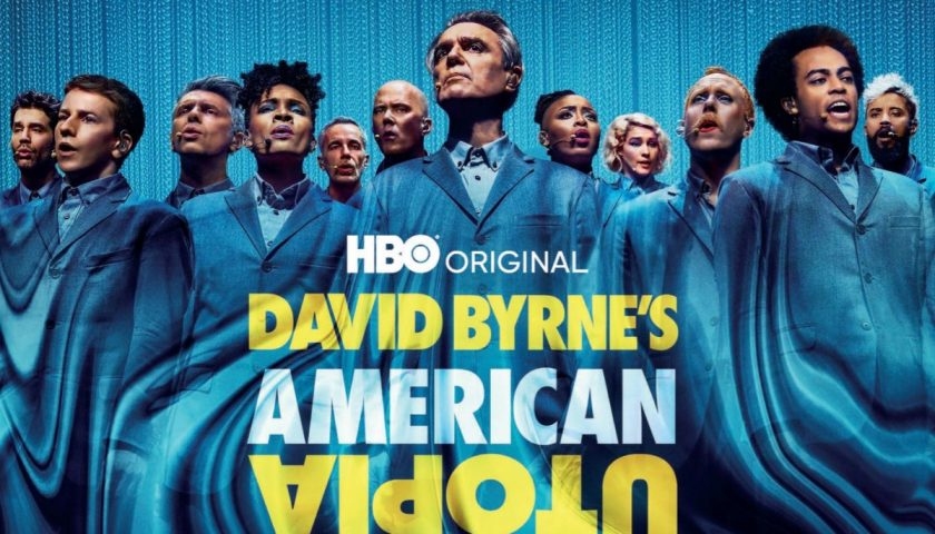 David Byrne's American Utopia 2020 Movie trailer