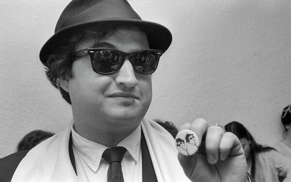 Belushi movie 2020