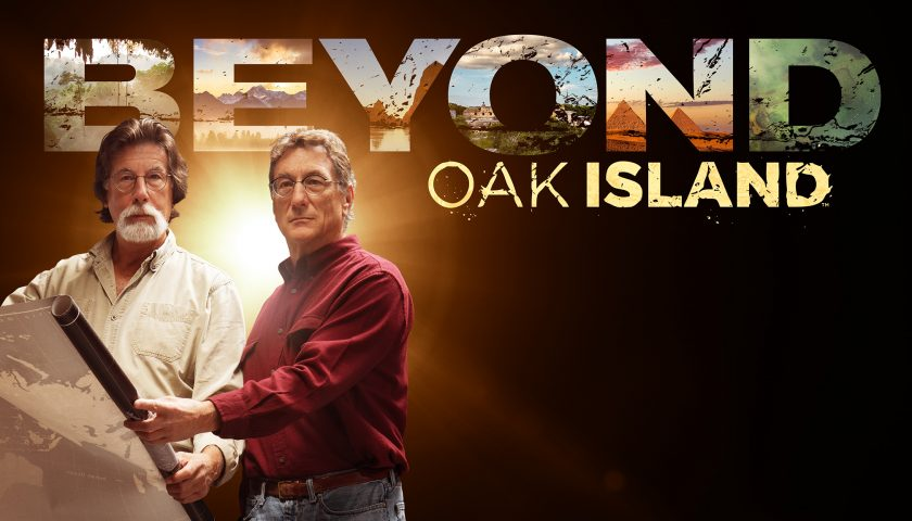 Beyond Oak Island 2020 tv show