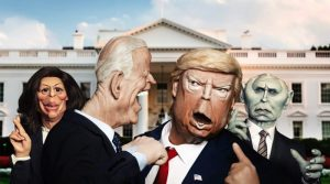 Spitting Image 2020 tv show Review
