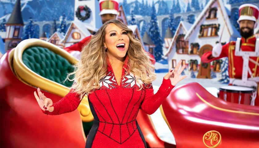 Mariah Carey's Magical Christmas Special 2020 Movie Review Poster Trailer Online