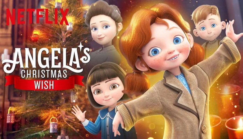 Angela's Christmas Wish 2020 Movie Review