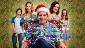 Just Another Christmas 2020 review movie