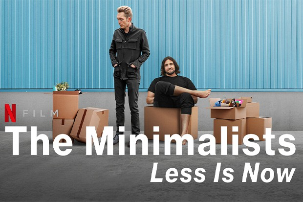 The Minimalists: Less Is Now 2021 Movie