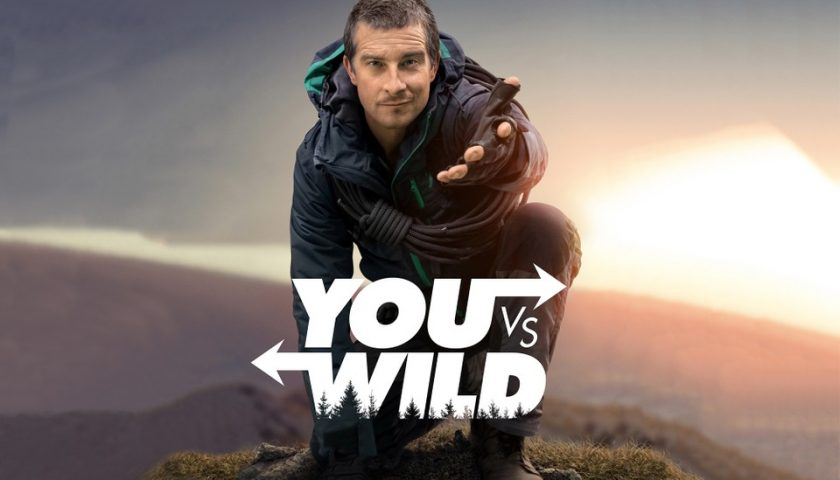 Animals on the Loose: A You vs. Wild Movie 2021 Movie Review