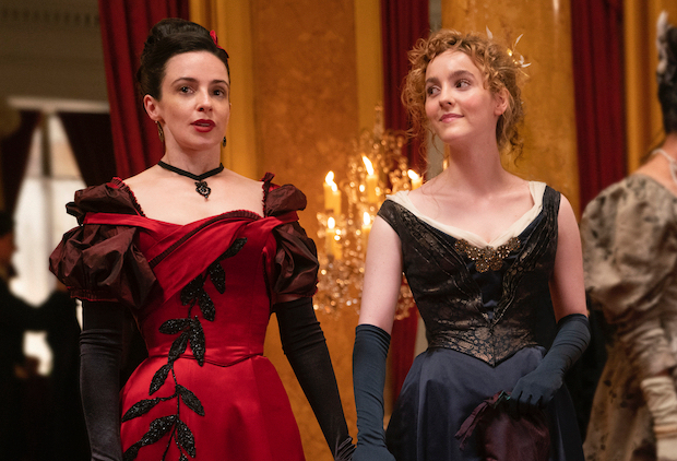 The Nevers 2021 tv show review
