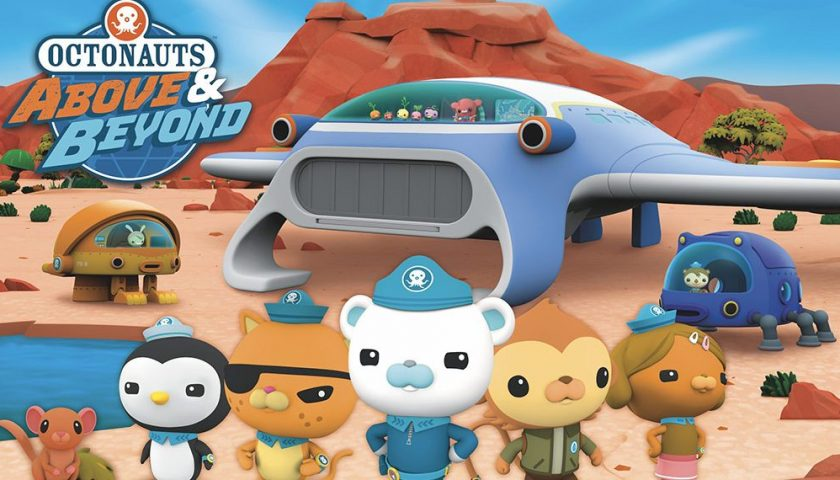 Octonauts Above & Beyond Review